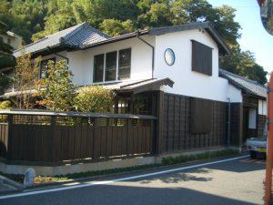 古民家100年改装の家